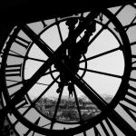 Large clock image