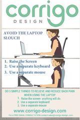 Avoid The Laptop Slouch