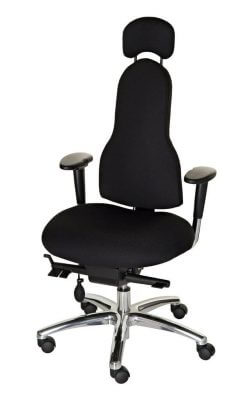 Libero Specialist Ergonomic Chair Black