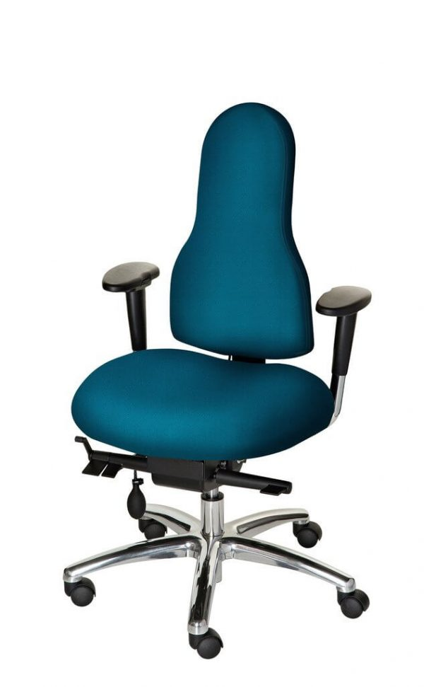 Libero Specialist Ergonomic Chair Navy Blue
