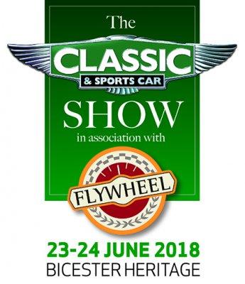 Classic & Sports car show logo