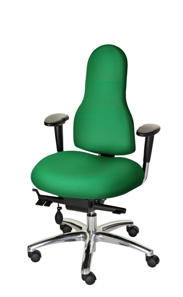 Libero Specialist Ergonomic Chair Racing Green