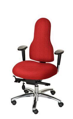 Libero Specialist Ergonomic Chair Red