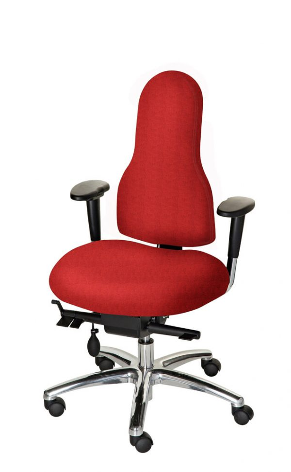 Libero Specialist Ergonomic Chair Red