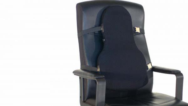 Full Back Support Cushion on Office Chair